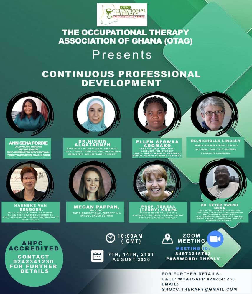 CPD ALL PRESENTERS