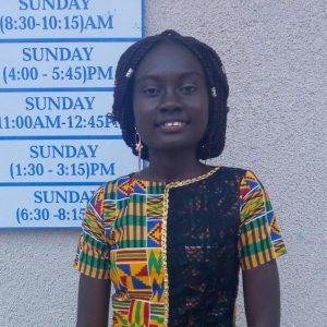 Rebecca Amponah